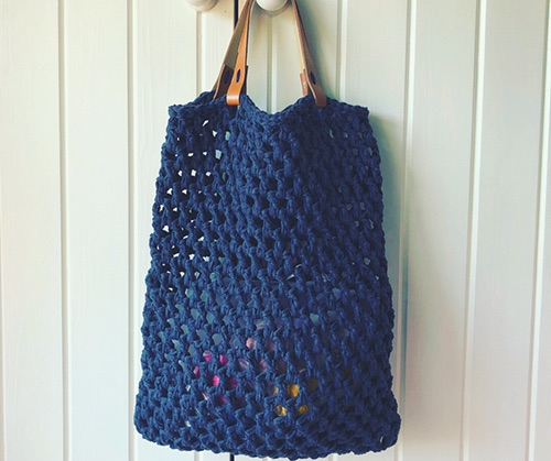 Learn to crochet a tote bag - two week evening class
