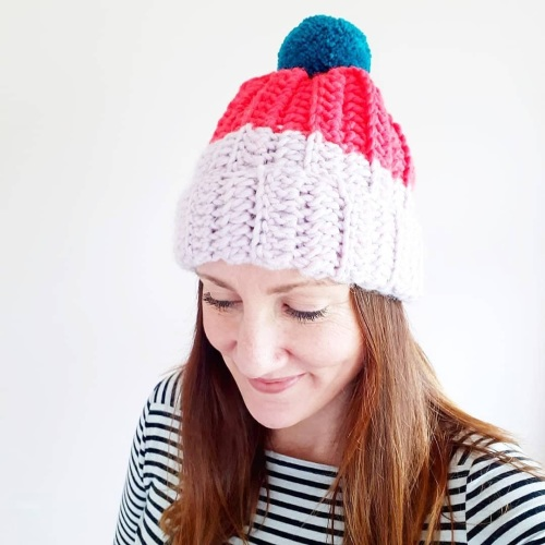 Learn to crochet a bobble hat - two week course (Newquay)