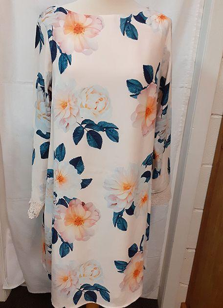 Wallis Floral Dress