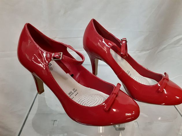 Good For The Sole High Heeled Shoes
