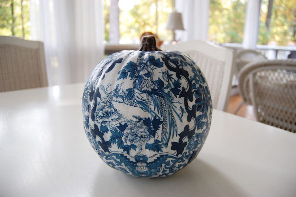 Autumn 2015 Deco: Blue Pumpkin god572hyycy49erm57jo50512fa06f277