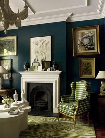 Autumn 2015 Room: green-living