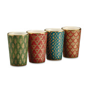 Christmas 15: 53 set-of-4-fortuny-tumblers-assortment