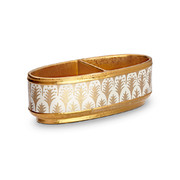 Christmas 15: 53 - 2 fortuny-gold-condiment-dish-2-sections