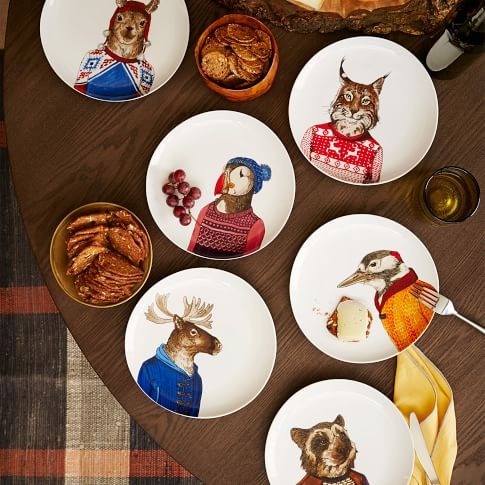 Christmas 15: 55 UK_Cat_tabletop_dessert_plates