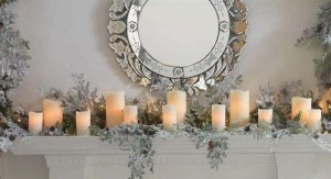 Christmas 15-Deco 12 Elegant-Fireplace-Mantels-Decor-for-Christmas-300x1