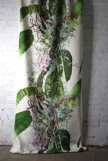 Summer 15: Green leafy curtains 4015133