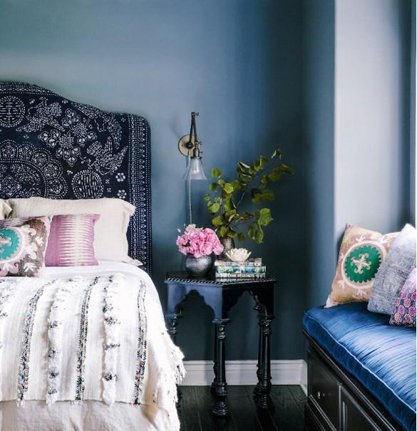 Summer 15 Room: Blue Bedroom 10923330_10152825004313402_3421559745848871954