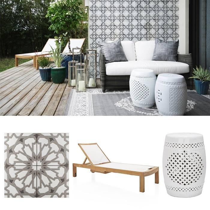 Summer 15 Room: Grey/white outdoor area ideas 11021268_10152834372703402_30