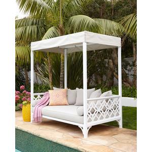 Summer 15: Garden 4 poster bed 126359592