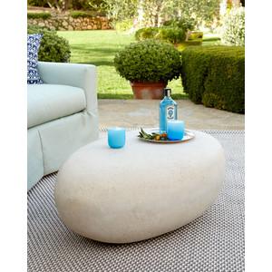 Summer 15: Garden stone shape coffee table 126359759