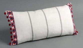 Summer 15: Stripe moorish cushion cu_5746C