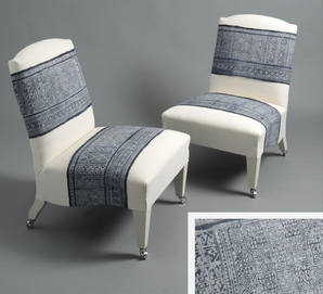 Summer 15: Blue/ivory moorish chairs ot_024