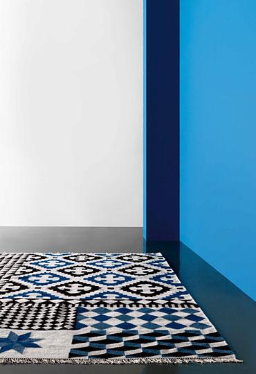 Summer 15: Blue rug palermo_ls