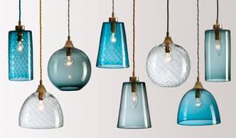 Summer 15: Aqua ceiling lights The-John-Lewis-Made-in-the-UK-award-Rothschi