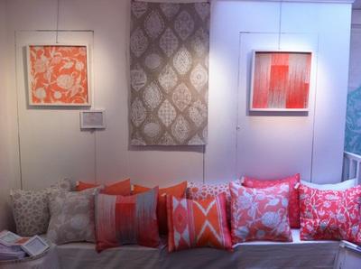 Summer 15: Tashi G orange cushions 9858289