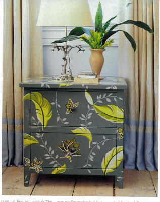 Summer 15: Grey/green feather chest incredible-piece-of-furniture-FVSy7