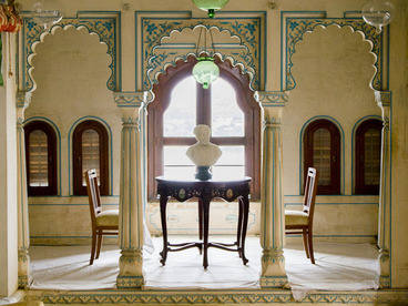 Summer 15 Room: udaipur-rajasthan-india-city-palace-i-a-western-style-room-