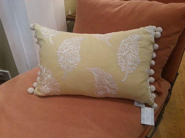 Summer 15: Savannah mustard cushion s366419143856091046_p140_i1_w600