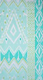 Summer 15/2: Turquoise fabric 5594473