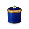 Summer 15/4: Blue Candle Holder C Logo