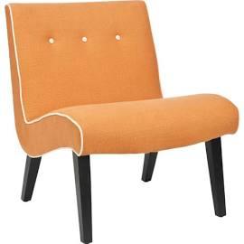 Summer 15/4: Orange chair aclk