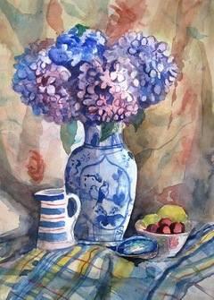 Summer 15/5: still-life-flowers-jug_573