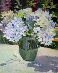 Summer 15/5: blue-hydrangeas_634