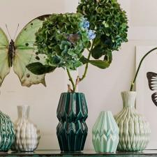 Spring 16: 14 heb1563-tall-dark-green-pleated-vase.jpg2