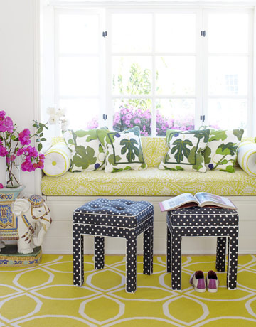 S1s6: 12 floral-summer-spring-living-room-cottage-rustic-yellow-gray-