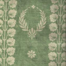 S-16: Green linen fabric Swatch-Couronne-Fern-Green-LR_edited-1