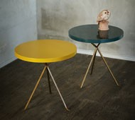 S/16: yellow table 446-XFrameColourist_cat