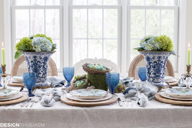 Easter 2017: Easter-table-decorations-12-768x512