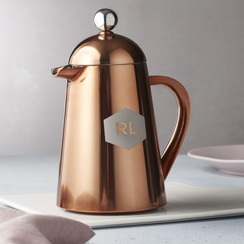 Christmas 17: 45 normal_personalised-geometric-copper-coffee-pot