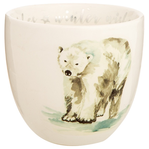 Christmas 2017: Polar Bear Candle media_131978287_Z