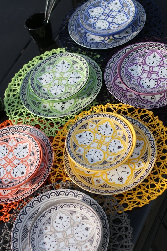 Summer 18: 10 Marocco+Servizio+18+Piece+Dinnerware+Set%2C+Service+for+6