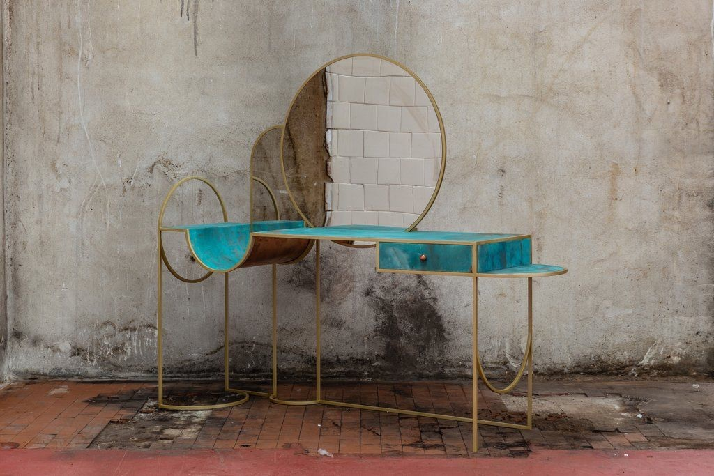 christmas 18: 11 celeste-console-steel-and-copper-by-bohinc-studio-6