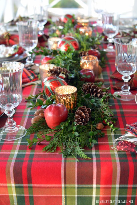 christmas 18: 113 16-blissful-christmas-table-decor-ideas-that-you-mus