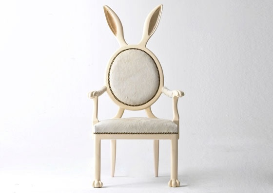 Easter 19: 3 3_mervekahraman_rabbit_chair_homewares_wonderland_little_gat