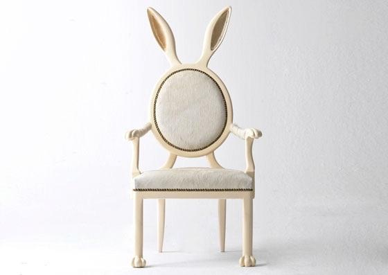 Easter 19: 3 3_mervekahraman_rabbit_chair_homewares_wonderland_little_gat