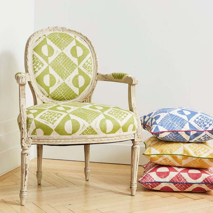Easter 19: 33 Blithfield_circles&squares_chairandcushions