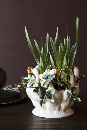 Easter 19: 47 rockettstgeorge_duck-vase-planter-ornament_lifestyle_lowre