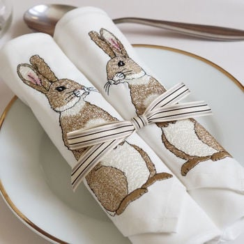 Easter 19: 85 normal_set-of-two-embroidered-rabbit-napkins