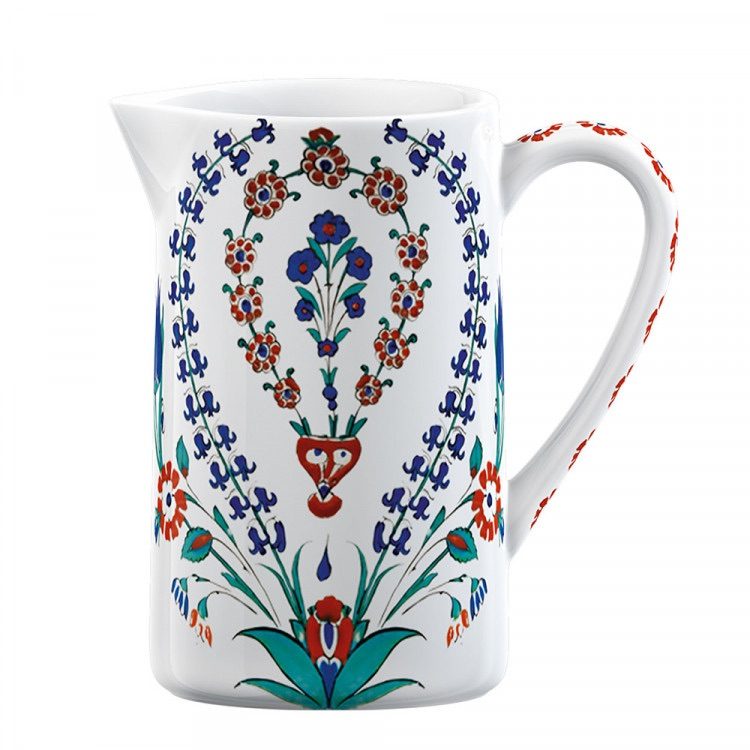 Summer 19: 35 v-and-a-iznik-hyacinth-jug-5151765-750x750