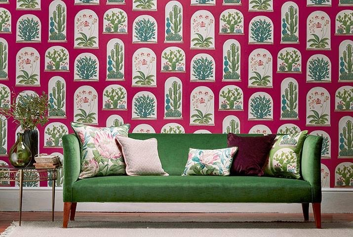 Summer 19: 39 1-Sanderson-Glasshouse-Wallpaper-living-room