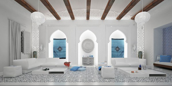 Summer 19: 89 white-moroccan-style-600x300