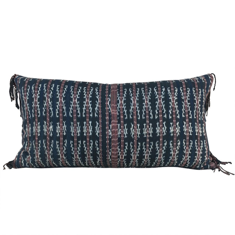 C: P.W savu-ikat-cushions-with-fringed-sides_10505_catalogue_list_size2