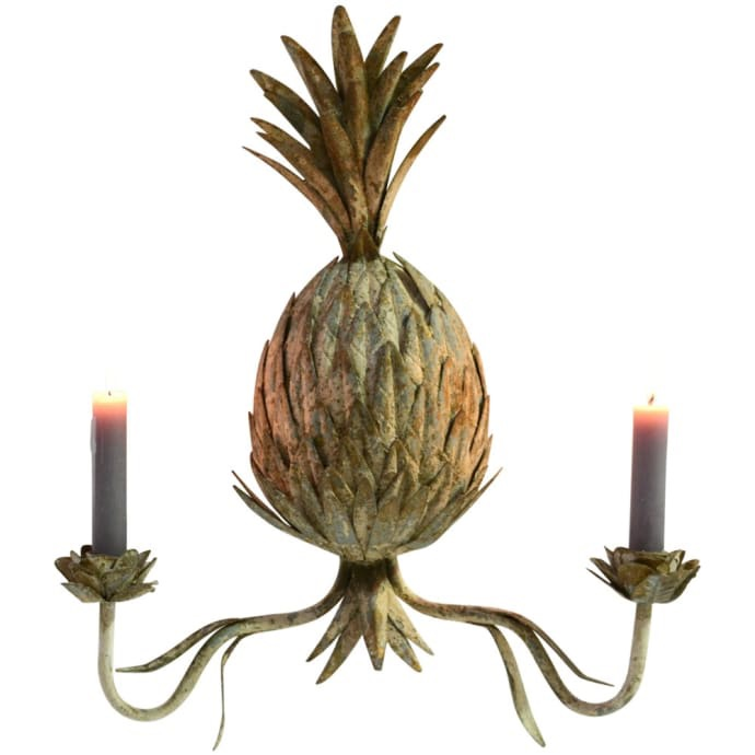 C 2019: Pineapple Wall Light ncbpi407hh8440jg92ul