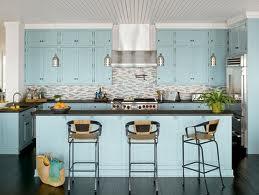 Nautic: beach-theme-kitchen-lovely-interior-decoration
