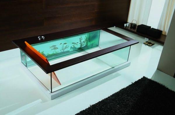 Nautic: moody acquario tub